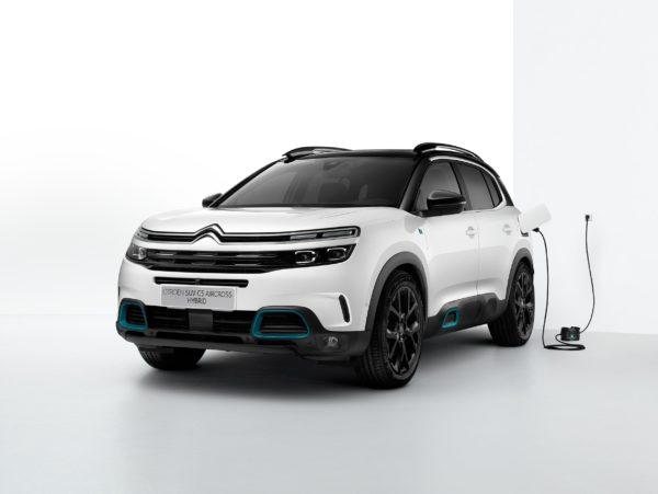 SUV Citroën C5 Aircross Hybrid Plug-In Plug-in hybrid