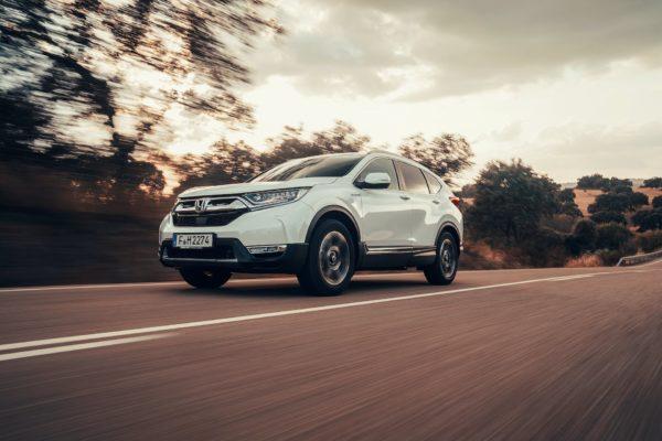Honda CR-V Full hybrid