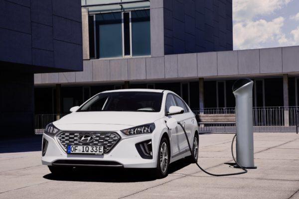 Hyundai IONIQ Plug-in Plug-in hybrid