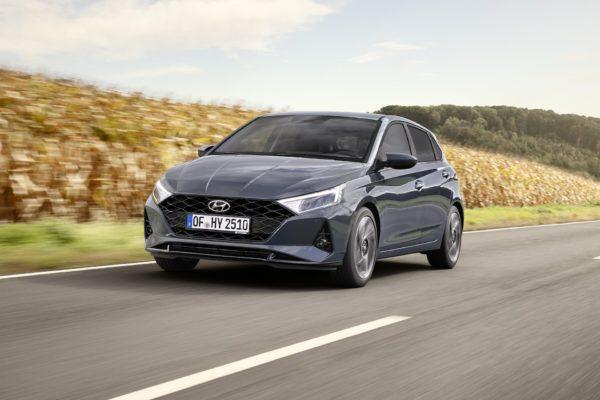 Hyundai i20 Mild hybrid