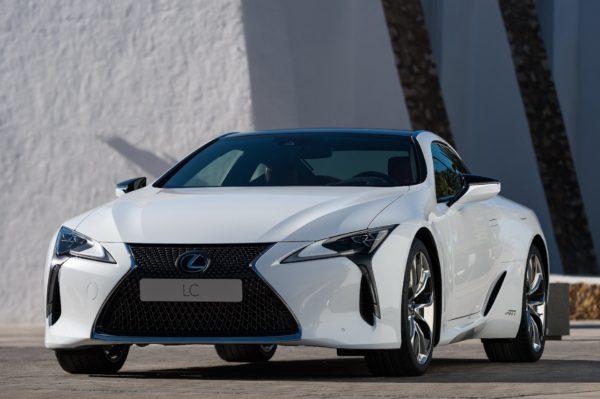 Lexus LC Full hybrid