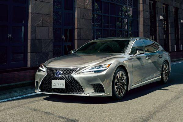 Lexus LS Full hybrid