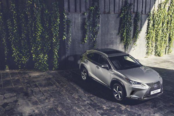 Lexus NX Full hybrid