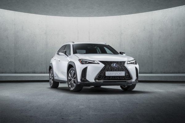 Lexus UX Full hybrid