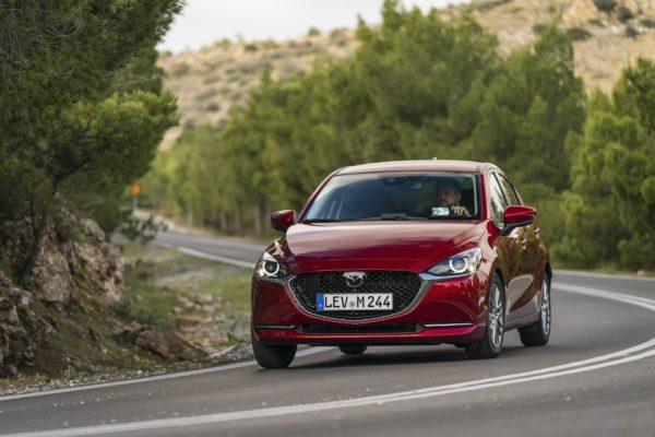 Mazda 2 Mild hybrid