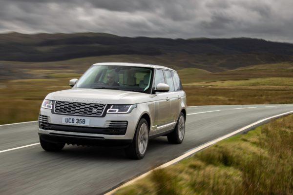 Range Rover Mild hybrid