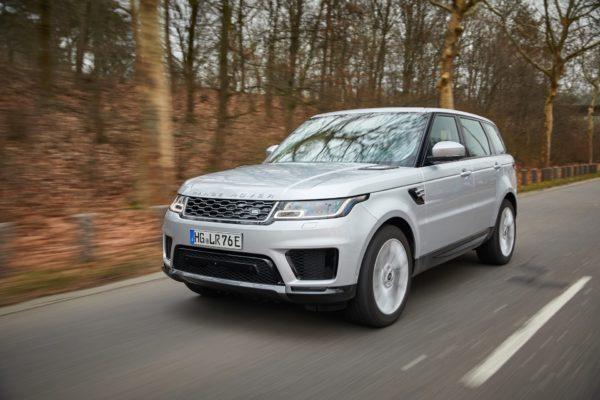 Range Rover Sport Plug-in hybrid