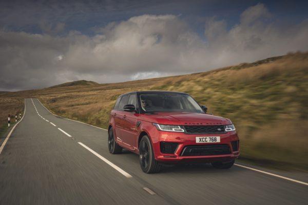 Range Rover Sport Mild hybrid