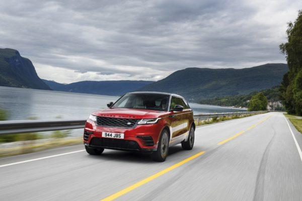 Range Rover Velar Mild hybrid