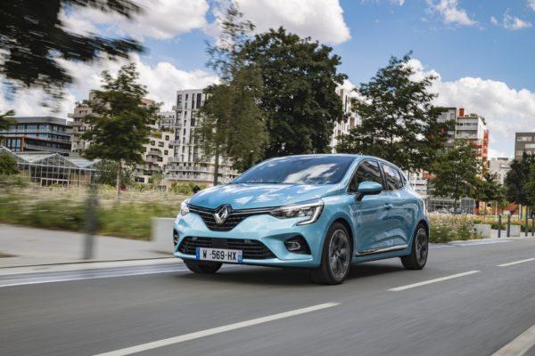 Renault Clio Full hybrid