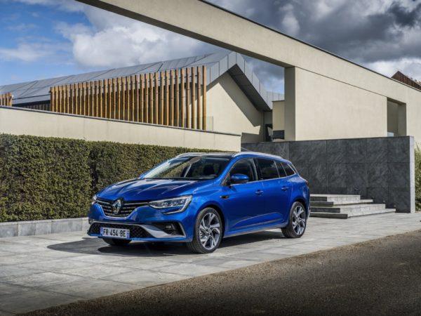 Renault Megane Sporter Plug-in hybrid