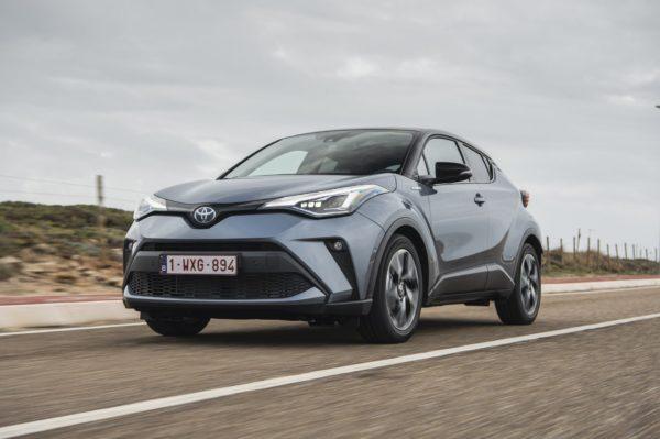 Toyota C-HR Full hybrid
