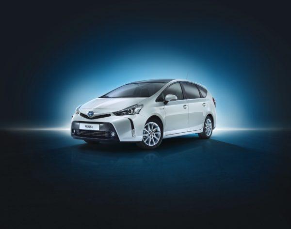 Toyota Prius+ Full hybrid