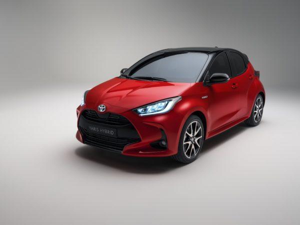 Toyota Yaris Full hybrid