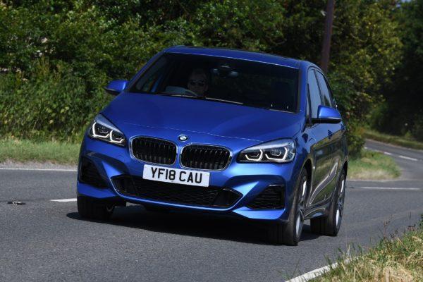 BMW Serie 2 Plug-in hybrid