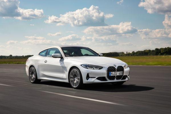 BMW Serie 4 Mild hybrid