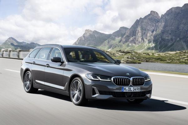 BMW Serie 5 Mild hybrid