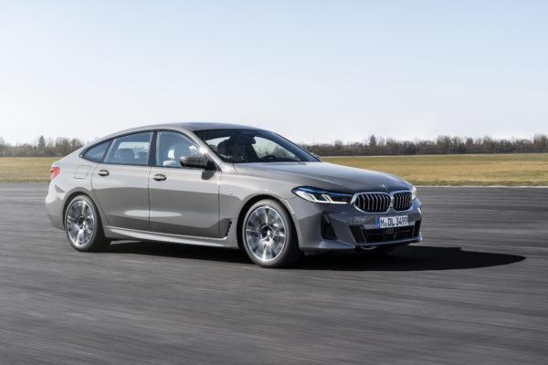 BMW Serie 6 Gran Turismo Mild hybrid