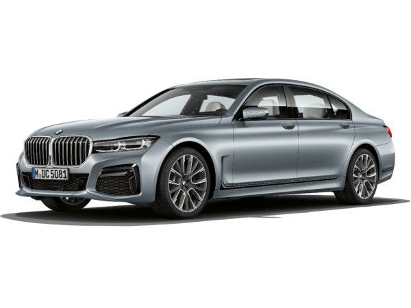 BMW Serie 7 Mild hybrid