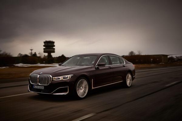 BMW Serie 7 Plug-in hybrid
