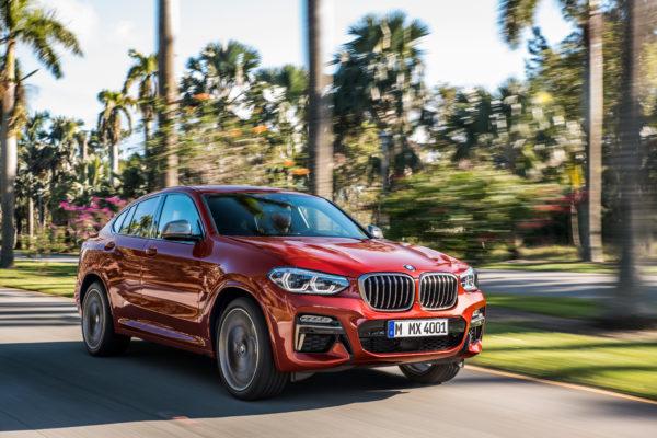 BMW X4 Mild hybrid