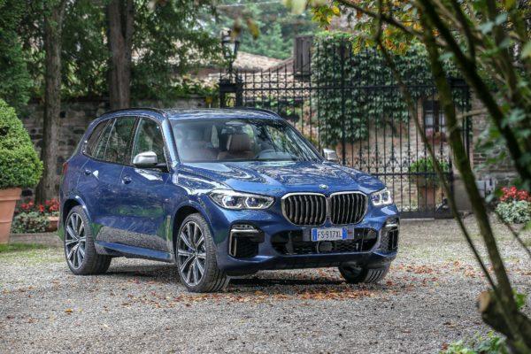 BMW X5 Mild hybrid