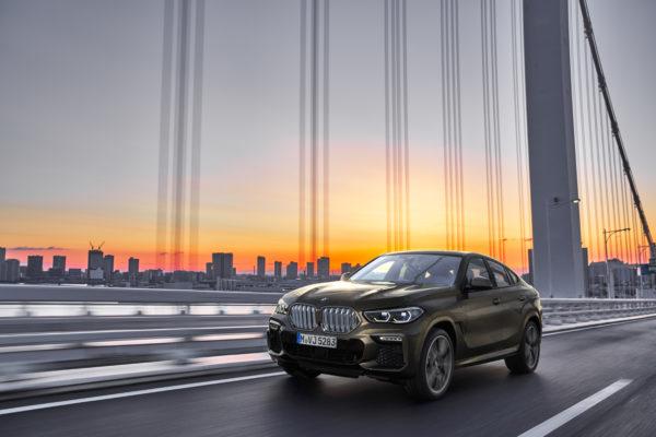 BMW X6 Mild hybrid