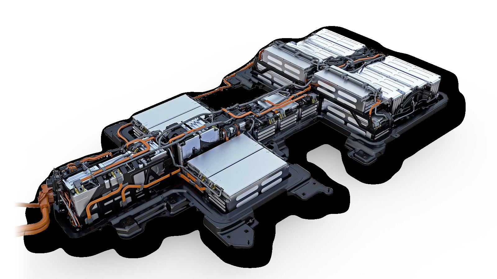 accumulatore full electric