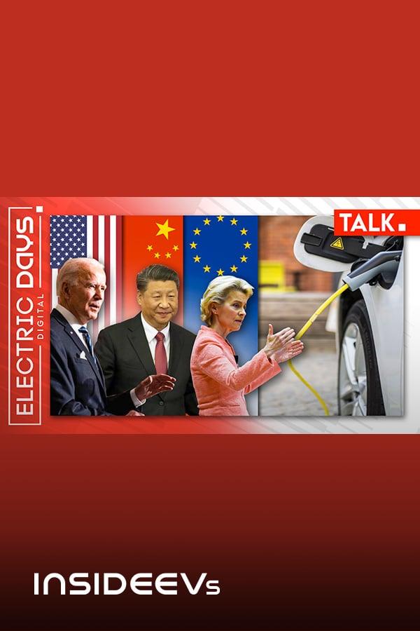L'auto elettrica come ago della bilancia nell'economia mondiale